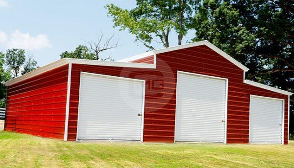 42x36 Metal Barn