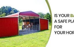 Is Your Barn A Safe Place for Your Horses?