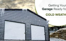Getting Your Garage Ready for the Cold Weather