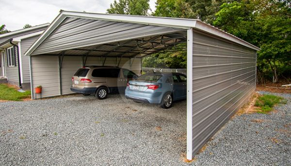 30x31 Triple Wide Carport