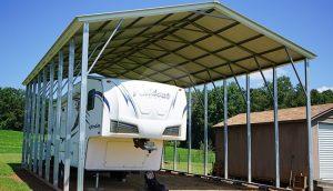24x41 Metal RV Carport