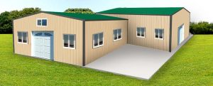 Metal Garages With Living Quarters2