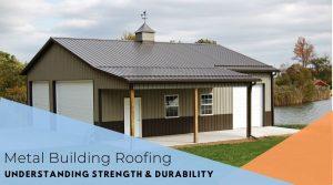 Metal Building Roofing
